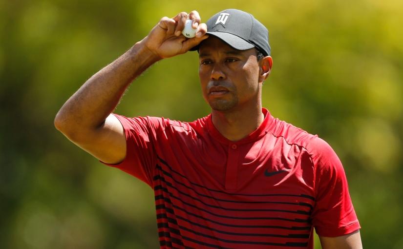Tiger Woods &Valspar